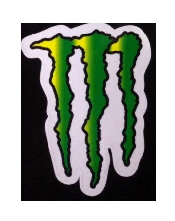 Разыгрываем набор наклеек «Monster Energy»!