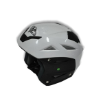 Шлем сноуборд/лыжи белый перламутр