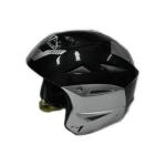 Шлем сноуборд/лыжи черный металлик