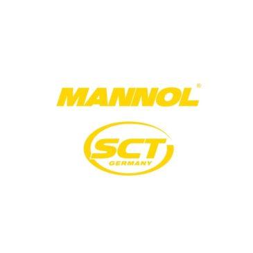 Поступление моторных масел MANNOL!