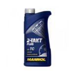 Моторное масло полусинт. MANNOL 2-Takt Plus