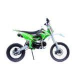 BSE PH10MX-125 17/14 2017 зеленый