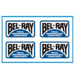 "Наклейка ""BEL RAY"" 14*21см"