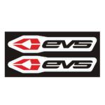 """Наклейка """"EVS"""" 11*24см"""