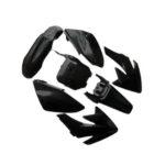 Комплект пластика черный тип CRF70