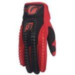Перчатки кросс/эндуро RT Evolution красные
