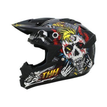 Обновляем линейку кроссовых шлемов тайваньского бренда THH!